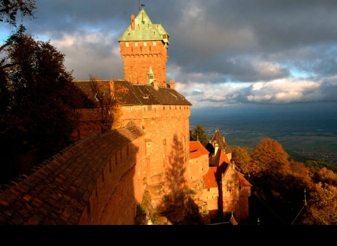 Удивительные замки