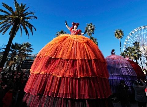 Все мероприятия на карнавале бесплатные, если вы в карновальномкостюме