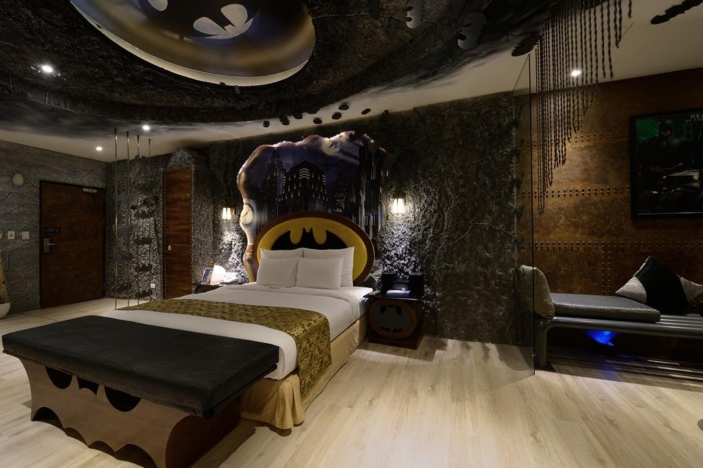 The Batcave, Taiwan