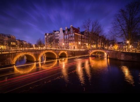 Нидерланды.Фотограф Альберт Дрос (Albert Dros)